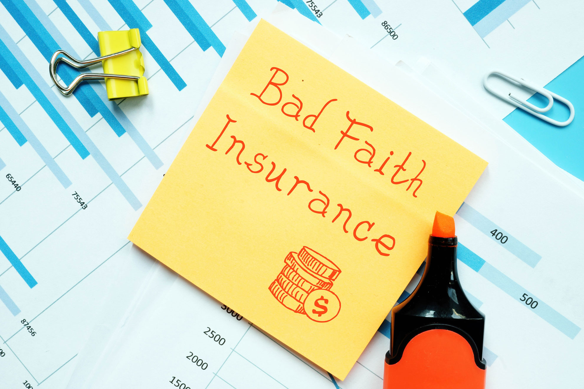 Insurance Bad Faith Claim